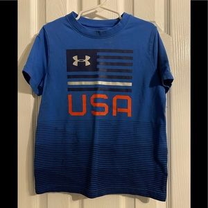 Boys Under Armor Shirt